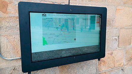 Oferta tablón de anuncios digital 43″ pulgadas