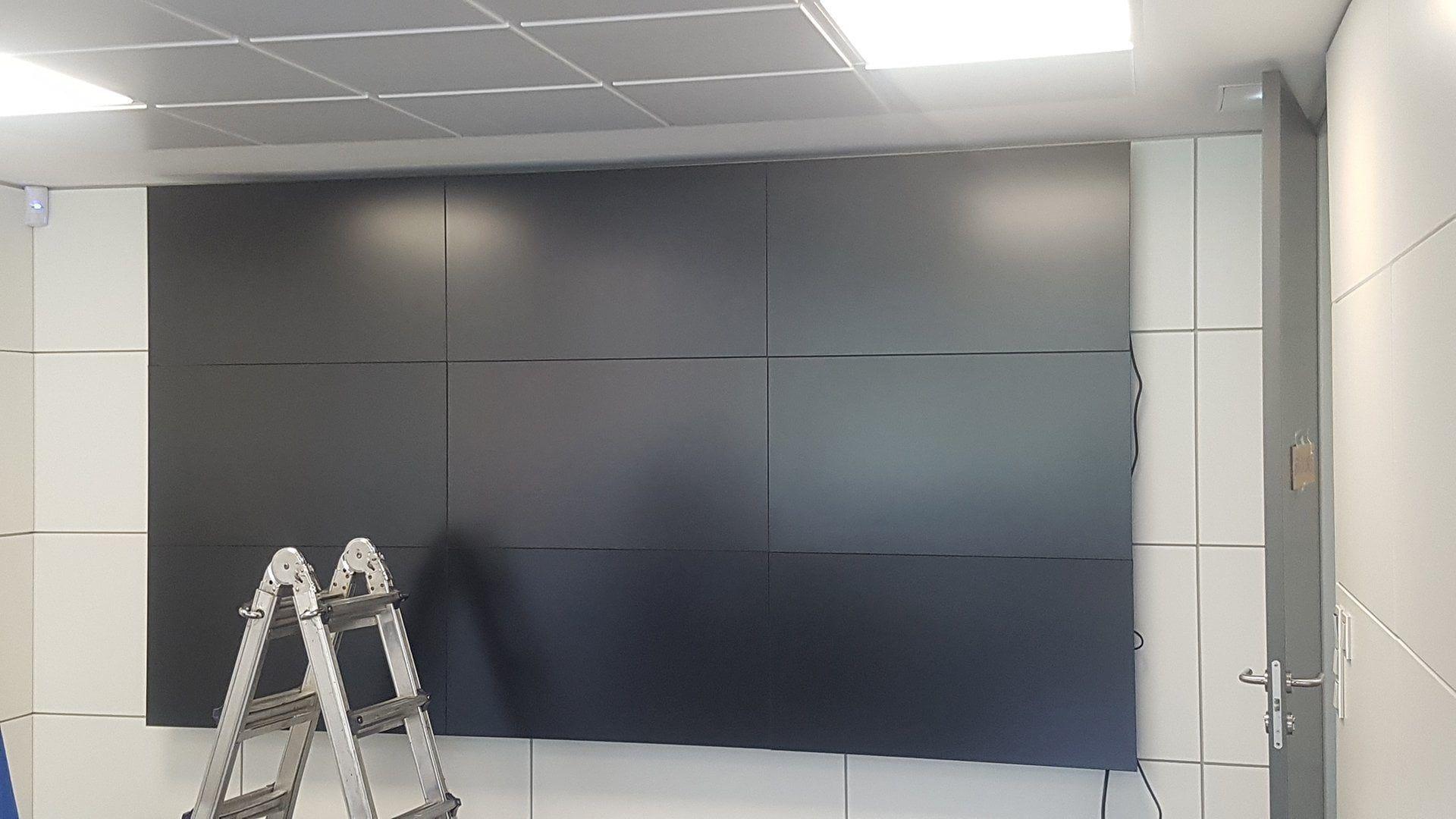 video wall marco extrafino